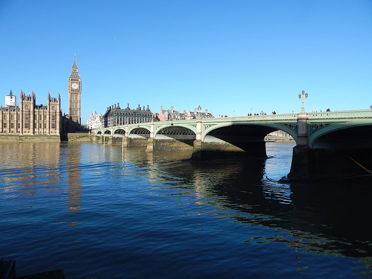 Big ben, London bridge, Lontoo, Englanti, Bridge, Ben, Iso