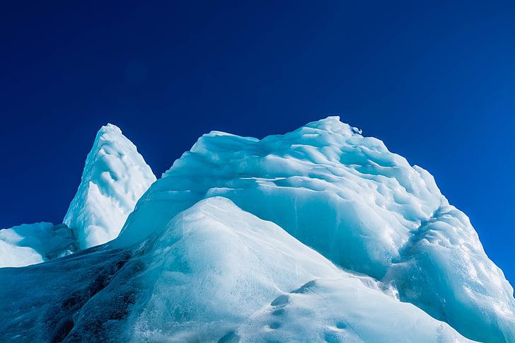 Tiibetin, 40 glacier, Matkailu, Ice, kylmä lämpötila, lumi, jäätikkö