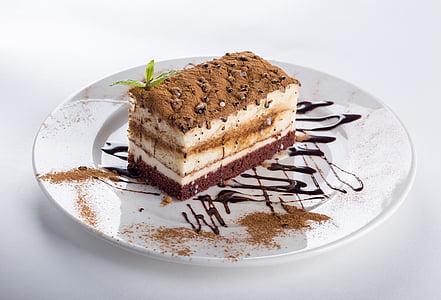 kūku, gabals kūka, recepte, gabals, konditorejas izstrādājumi, attēlā, cept