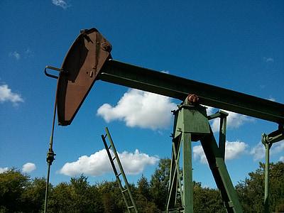 oli, producció d'oli, bomba d'oli, oli de calefacció, petroli cru