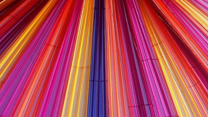 цветни, модел, текстура, абстрактни, много цветни