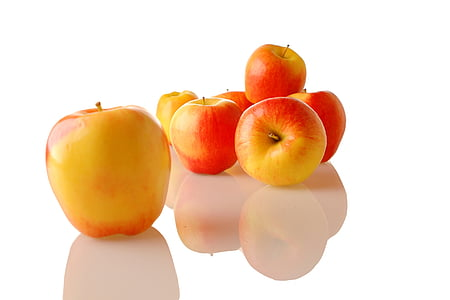 애플, 과일, 신선한, 음식, 자연, 달콤한, 과일
