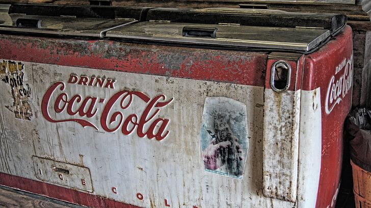 koks, Coca-Cola, Vintage, jook, Cola, kosutust, sooda