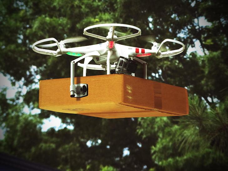 the drones, sky, leisure, box