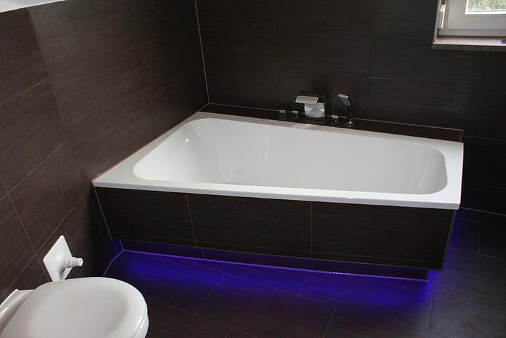 Kylpyamme, Paha, Kylpyhuone