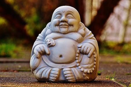 Buda, figura, resta, budisme, fernöstlich, silenciós, relaxació