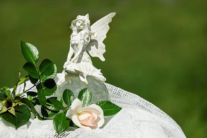 elf, fee, figure, woman, fairytale, romantic, mythical creatures