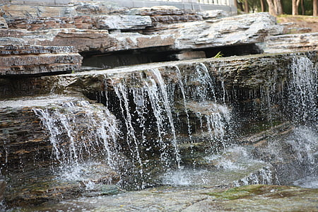 natural, aigua corrent, sentiment estètic