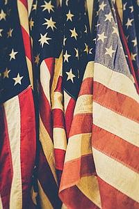 lá cờ Mỹ, cận cảnh, lá cờ, Vương Quốc Anh, tiền bản quyền hình ảnh