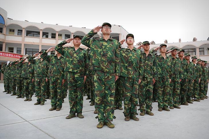 Zhejiang, Medicina, Hoi-chang, preparació, entrenament militar