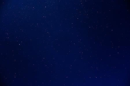 Öine taevas, Star, taevas, Tähine taevas, ruumi, öö, universumi