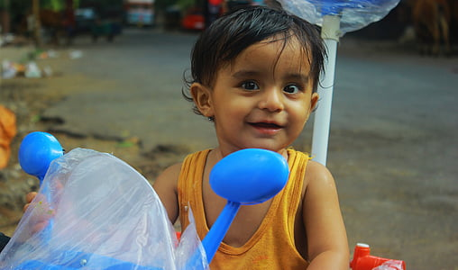 boy, infant, child, cute, little, baby, indian