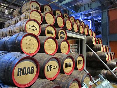 Irlande, Dublin, Guinness, bière, boisson, soif, brassage
