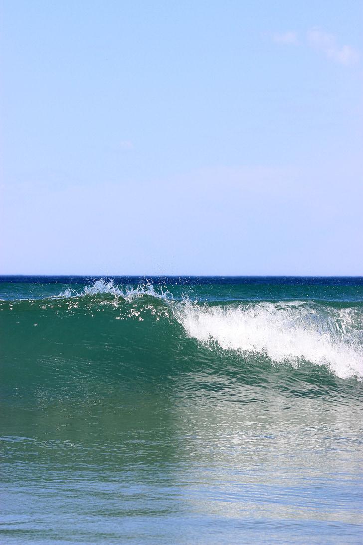 våg, Ocean, Australien, Tide, våt, Ocean wave, havet