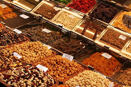 gia vị, thực phẩm, cay, nấu ăn, đầy màu sắc, trái cây, gia vị và thảo dược