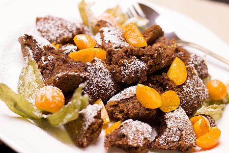 cocoa, dessert, chocolate, sweet, dark chocolate, nibble, gourmet