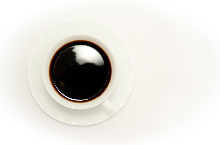 een kopje koffie, koffie, de drank, cafeïne, het brouwsel, Koffie-/ theevoorzieningen, aroma