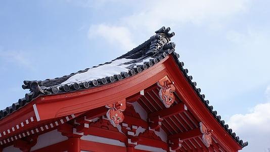 Japó, edifici, l'antiguitat, Àsia, arquitectura, cultures, Xina - Àsia Oriental