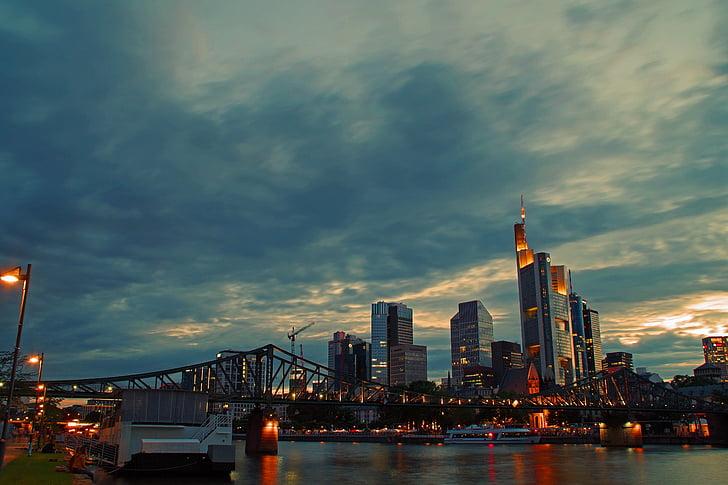 Izlazak iz Frankfurta glavni
