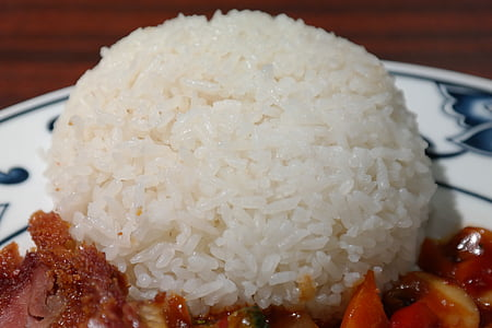 rice, rice dish, rice dumplings, eat, lunch, chinese, appetite