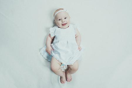 girl, smile, babe, joy, sweet, kids, view