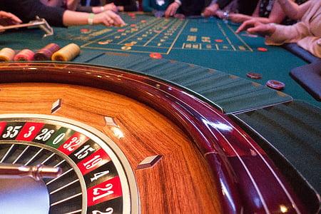 bank játék, használata, Mihály, hely, rulett, játék, szerencsejáték