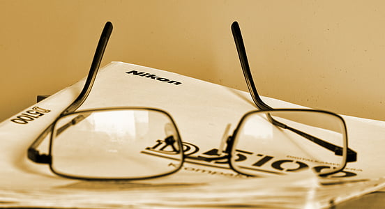 ulleres, llegir, ulleres de lectura, llibre, text, manual, lectura professional