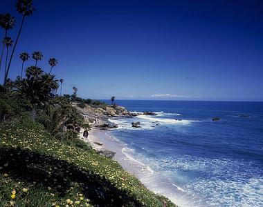 Big sur, Califòrnia, Mar, oceà, l'aigua, del Pacífic, Costa