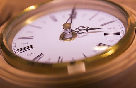 pulkstenis, Nostaļģija, laiks, laiks, pulksteni seju, rādītājs, Retro izskats