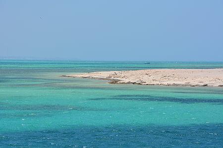 Mar, platja, l'aigua de platja, natura