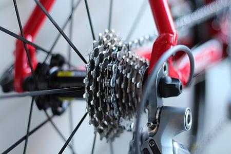 velosipēdu, velosipēds, ķēde, Sports, aktivitāte, jautri, āra