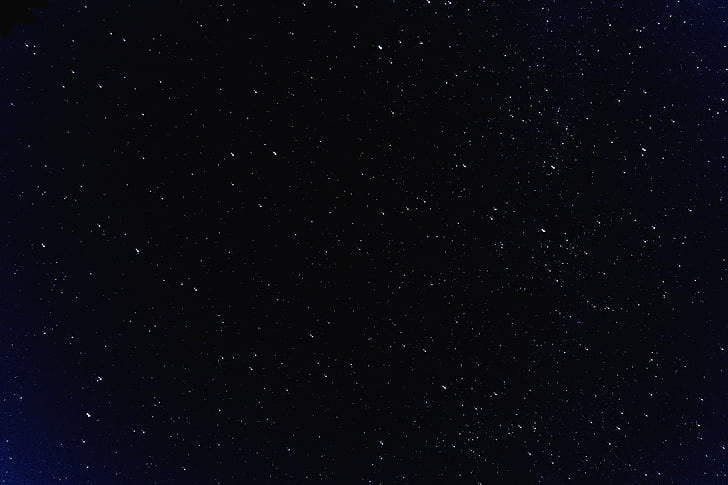 starry, night, sky, star, astronomy, backgrounds, abstract