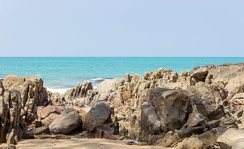 Pantai, laut, laut, air, pirus, Kebanyakan pantai, pantai yang indah