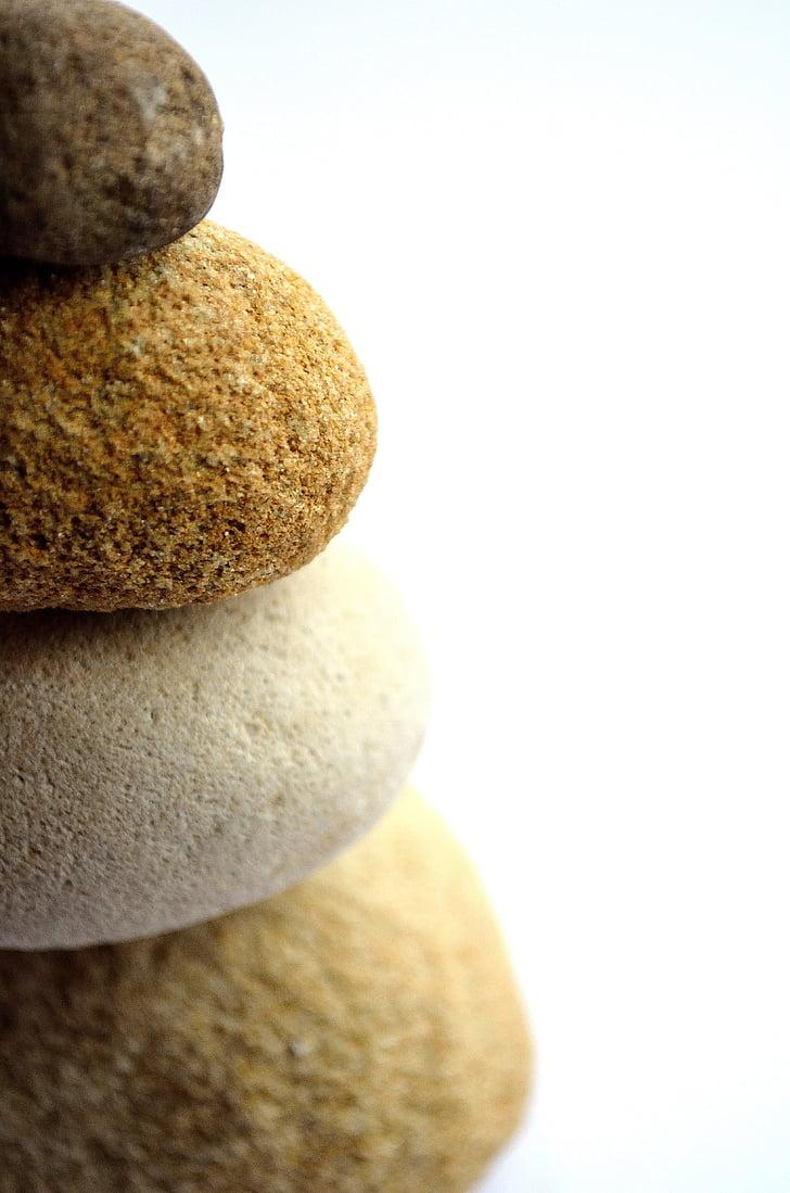 stack, balance, zen, spa, tranquil, harmony, meditation