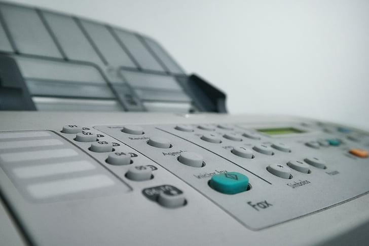 impressora, Oficina, Fax, fotocopiadora, imprimir