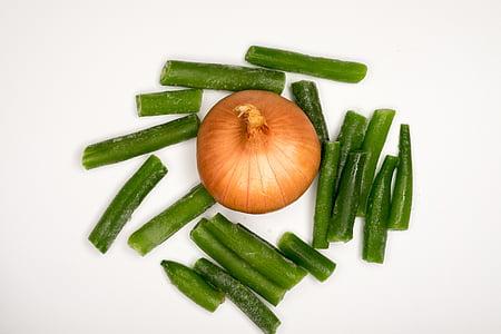 küüslauk, toidu, vürtsid, maitse, tervise, köök, kokk