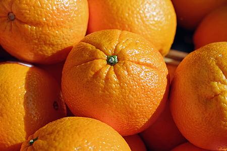 taronges, cítrics, fruita, fruites, vitaminhaltig, Sa, Frisch