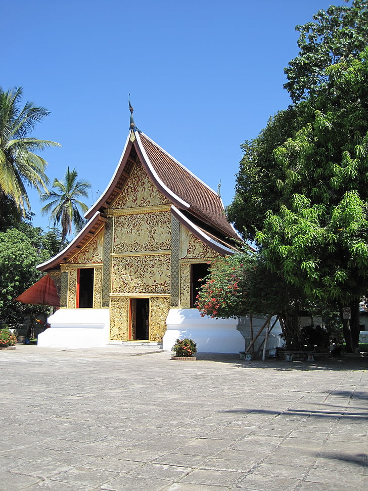 luang prabang, Laos, Santuario de, Templo budista, Palacio Real