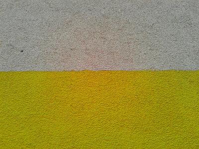 graafika, tapeet, taust, töölaud, tekstuur, Hall, kollane