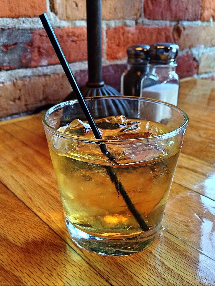 Scotch, jook, Baar, jook, kokteil, alkoholi