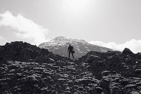 mountain climbing, mountain, hike, hiking, climbing, extreme, adventure