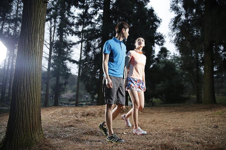 Sport, fritid, for mænd og kvinder