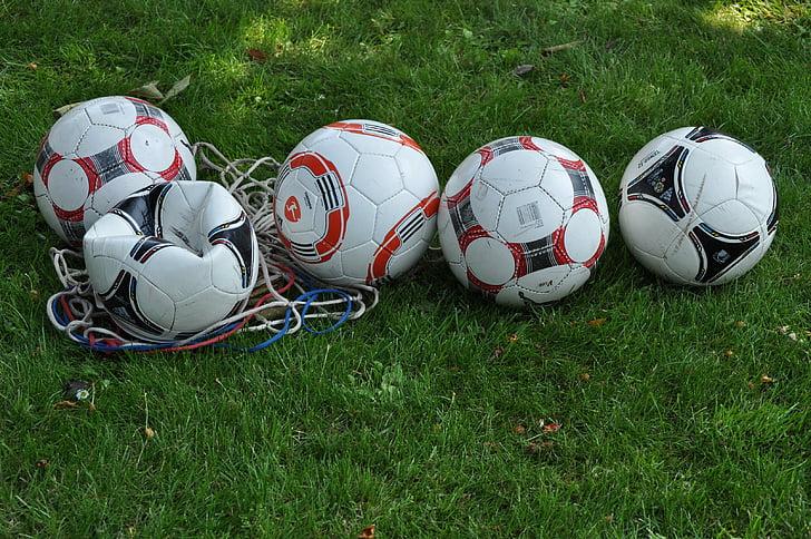 balls, footballs, football, sport, ball sports, platt, soccer