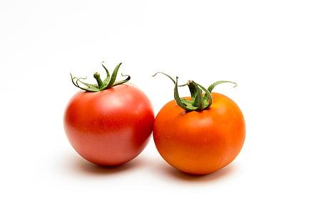 tomaat, rood, Rosa, plantaardige, gezonde, vernieuwen, salade