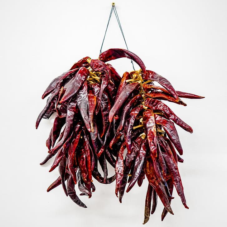 paprike, paprike, Mađarska, čili, hrana, začin, začinski