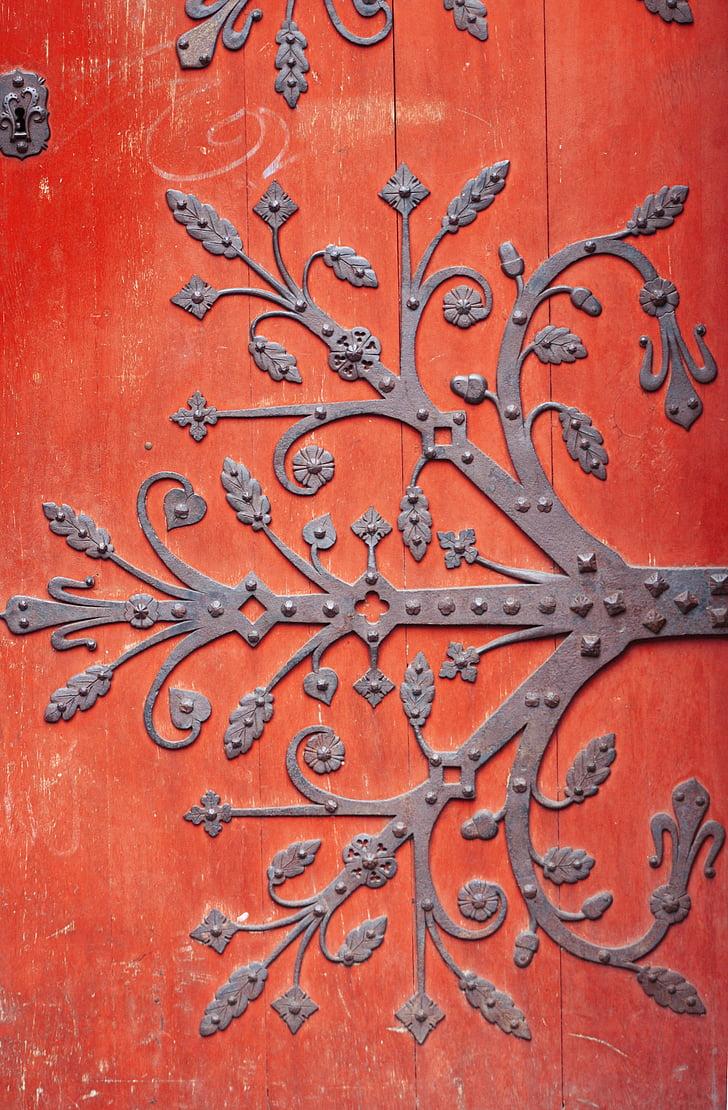 uks, punane, Garaazhiautomaatika, arhitektuur, Alsace, kultuuride, Aasia