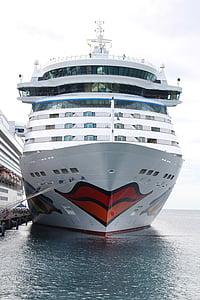 aida, cruise, ship