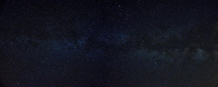 hírességek, Star, éjszaka, galaxis, hely, az éjszakai égbolt, Csillagászat