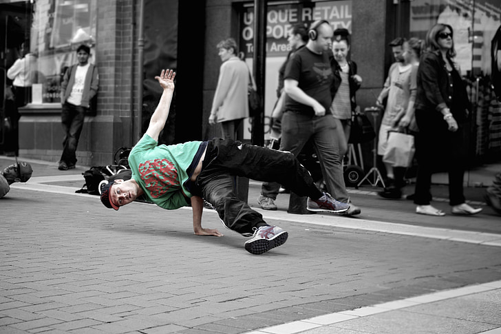 b-boying, Breaking, breakdancing, tants, kunstnik, noor, stiil