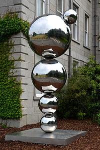 art, sculpture, sculptures, modern, metal, plastic, artwork